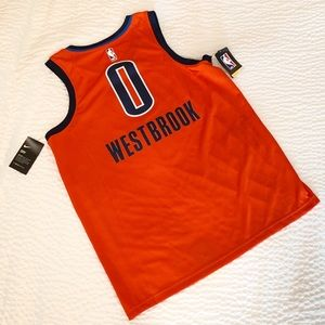 Nike Oklahoma City Thunder Westbrook BW1171-891 L